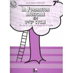 La formation musicale Vol.7 Marie Helene Siciliano