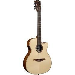 Guitare électro-acoustique nylon Lag Tramontane TN270ACE