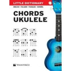 Little dictionary ukulele chords français