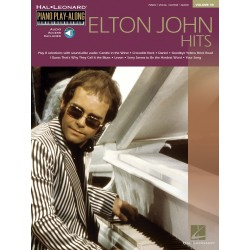 Elton John Hits Piano Play-Along Volume 30
