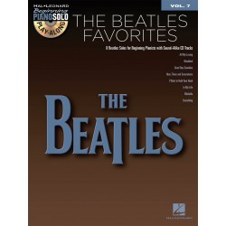 The Beatles Favorites Piano solo beginning vol7