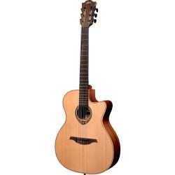 Guitare électro-acoustique nylon Lag Tramontane TN170ASCE