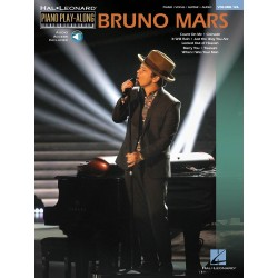 Bruno Mars Piano Play-Along Volume 126