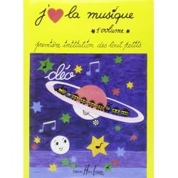 J'aime la musique volume 1 Cléo
