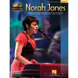 Norah Jones Piano Play-Along Volume 121