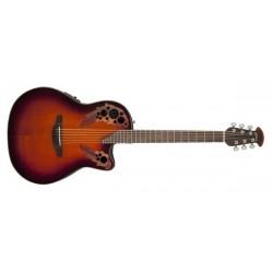 Guitare électro-acoustique Ovation Celebrity CE44-1 Sunburst