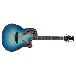 Guitare électro-acoustique Ovation Celebrity Elite Plus Regal to Natural CE48P-RG