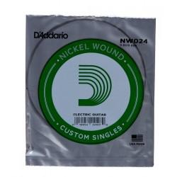 Corde de guitare filée Daddario NW024