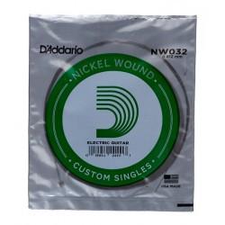 Corde de guitare filée Daddario NW032