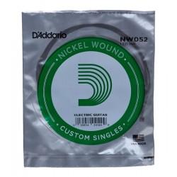 Corde de guitare filée Daddario NW052