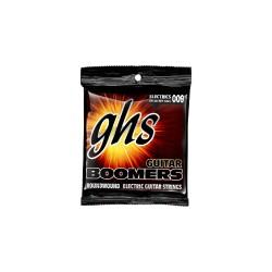 Jeu de cordes électrique GHS Boomers Custom Light 09-11-16-26-36-46