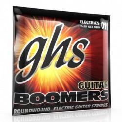 Jeu de cordes électrique GHS Boomers Medium 11-15-18-26-36-50