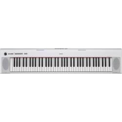 Clavier d'étude Yamaha Piaggero NP-32WH blanc