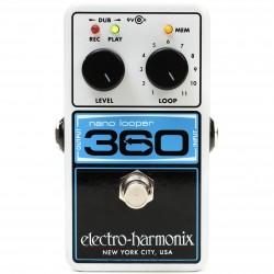 Pédale Electro Harmonix 360 Looper