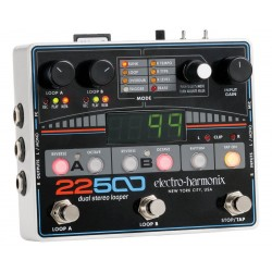 Pédale Electro Harmonix 22500 Dual Stereo Looper