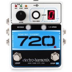Pédale Delay Electro Harmonix 720 Stereo Looper