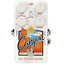 Pédale Delay et Looper Electro Harmonix Canyon