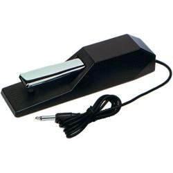Pédale de sustain pour clavier Korg DS-1H