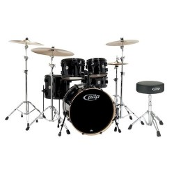 Batterie DPD by DW Mainstage fusion 20 metallic black