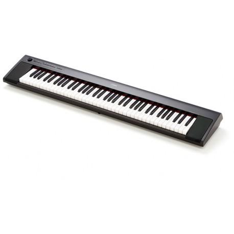 Clavier d'étude Yamaha Piaggero NP-32B noir