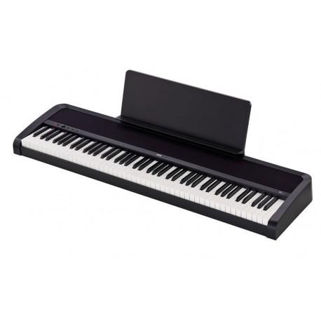 Piano numérique portable Korg B2 noir