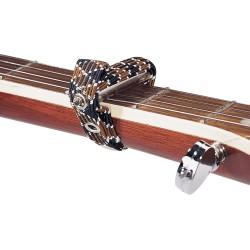 Capodastre Dunlop Bill Russell 7828 pour banjo et Ukulélé