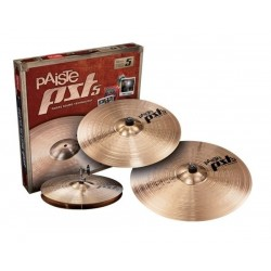 Pack cymbales Paiste PST5 universal