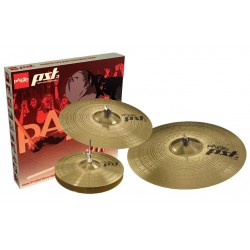 Pack cymbales Paiste PST3 universal