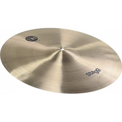 Cymbale Crash Stagg SH thin regular 14