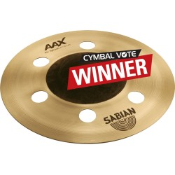 Cymbale Sabian AAX Air Splash 8