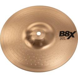 Cymbale splash Sabian B8X 10 pouces
