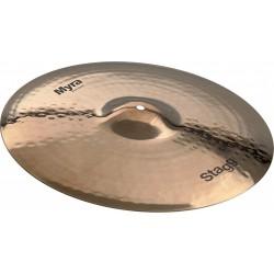 Cymbale crash Stagg Myra rock 16