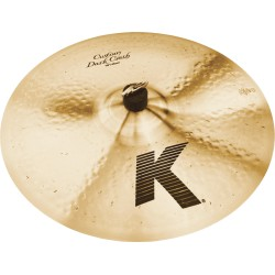 Cymbale Zildjian K Custom Dark crash 18