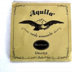 Jeu de cordes de Ukulélé concert Aquila BioNylon
