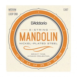 Cordes de mandoline light 11-39