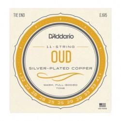 Jeu de cordes de Oud Daddario J95