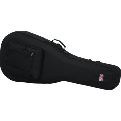 Softcase Gator pour guitare Folk dreadnought et 12 cordes