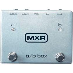 Pédale guitare MXR M196 A/B box