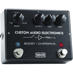 Pédale guitare MXR MC402 Boost/overdrive