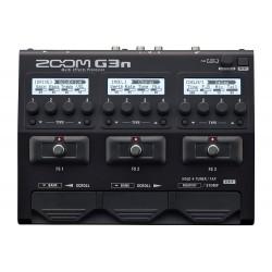 Pédale guitare multi effets Zoom G3N