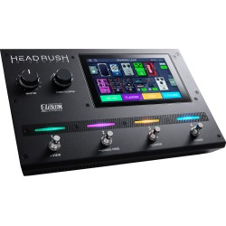Pédalier guitare Headrush GIGBOARD