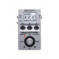 Pédale guitare multi effets Zoom MS-50G