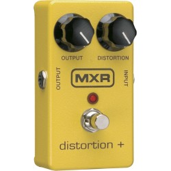 Pédale guitare MXR M104 Distortion Plus