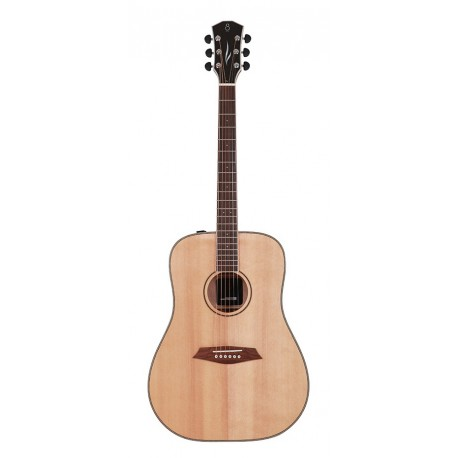 Guitare électro-acoustique Sire R3 Dreadnought naturelle