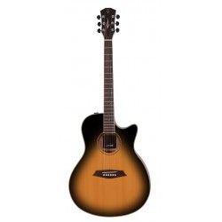 Guitare électro-acoustique Sire A3 GS grand auditorium VS