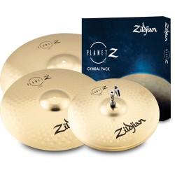 Pack cymbales Zildjian Planet Z PLZ4P