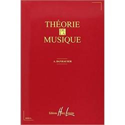 Théorie de la musique - Adolphe Danhauser