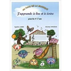 J'apprends à lire et à écrire 4-7 ans - LASKRI Djamila / PAPAZIAN Christine