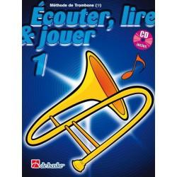 Ecouter lire jouer 1 trombone De Haske