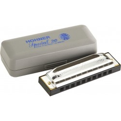 Harmonica Hohner Special 20 560/20B Si